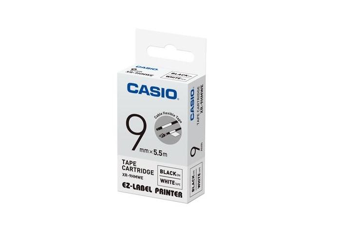 Casio Label Tape XR-9HMWE